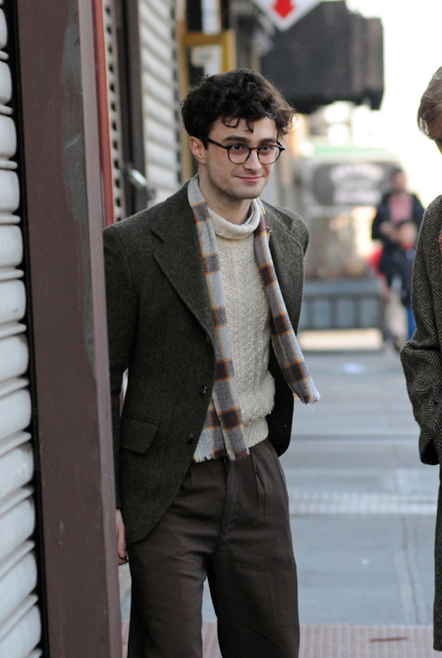 Kill Your Darlings - Daniel Radcliffe