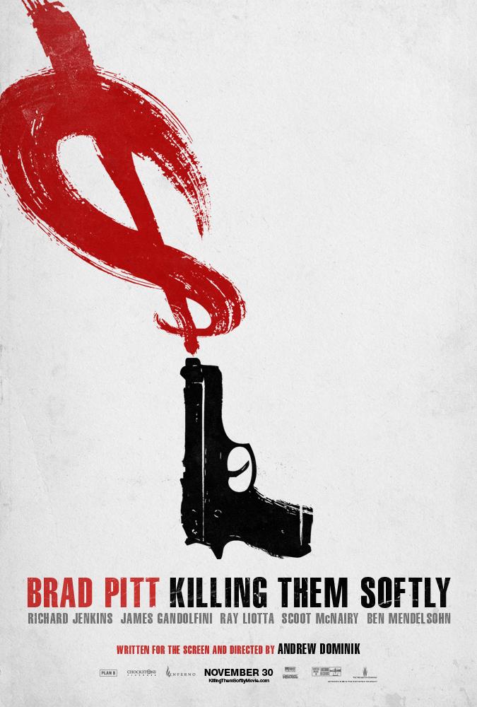 Killing Them Softly poster 2