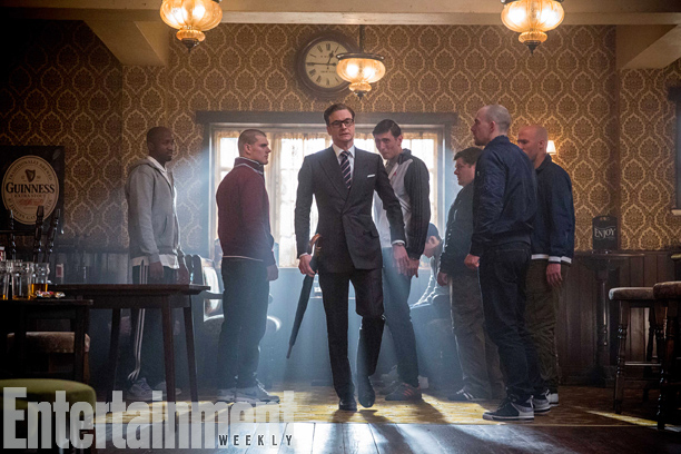 Kingsman The Secret Service (2)