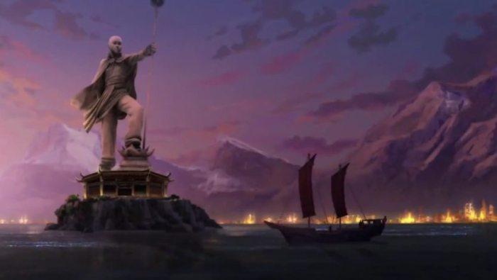 Legend of Korra 3