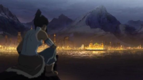 Legend of Korra 5