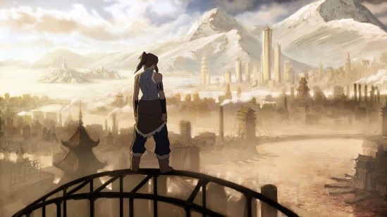 Legend Of Korra 1