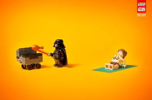Lego Star Wars: BBQ