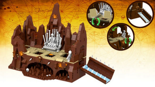 Cool Stuff Goonies Lego Sets Pirate Ship Jail Break