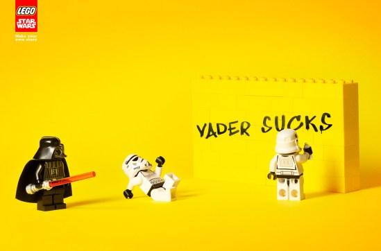 Lego Star Wars: Graffiti