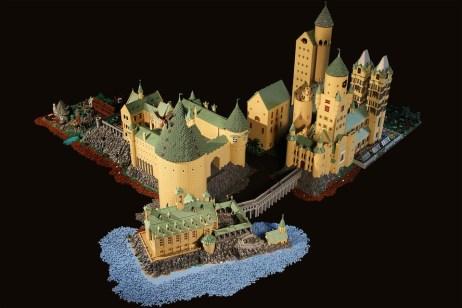 Lego Hogwarts 1