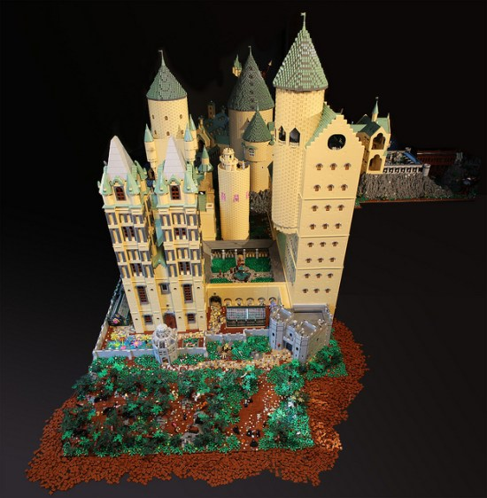 Lego Hogwarts 5