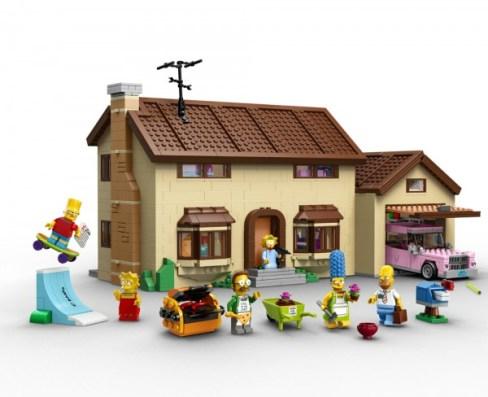 Lego Simpsons 1