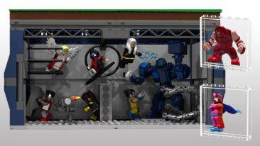 Lego X-Men 3