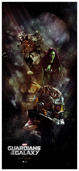 Luke Butland - Guardians Galaxy
