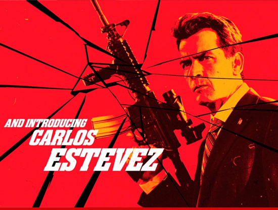 Machete Kills - Carlos Estevez