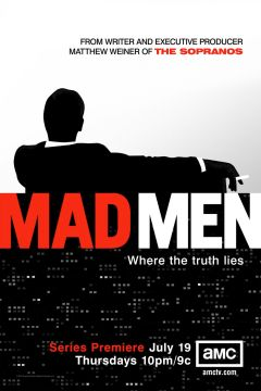 Mad Men Season 1 poster