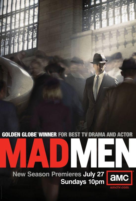 Mad Men Season 2 poster