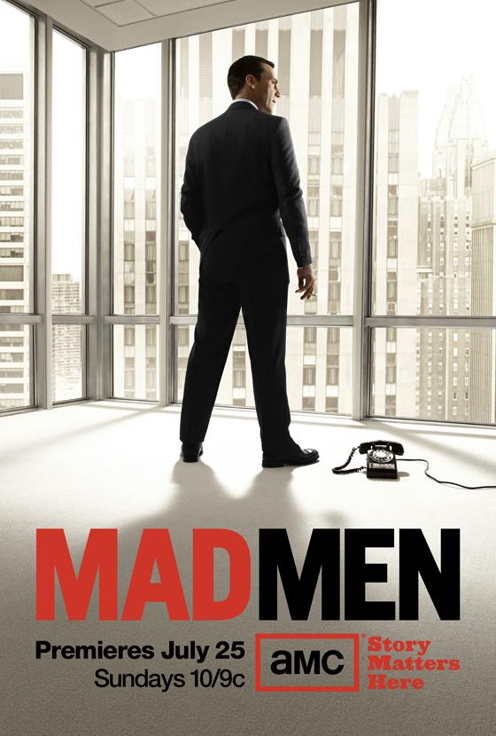 Mad Men Season 4 poster