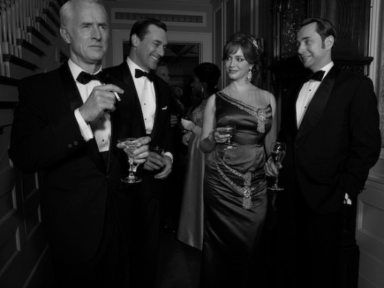 Mad Men Season 6 cast photo 2