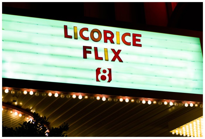 MainFlier_Licorice Flix_Front
