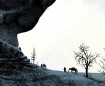 Mark Englert - Fist of First Men Detail 2