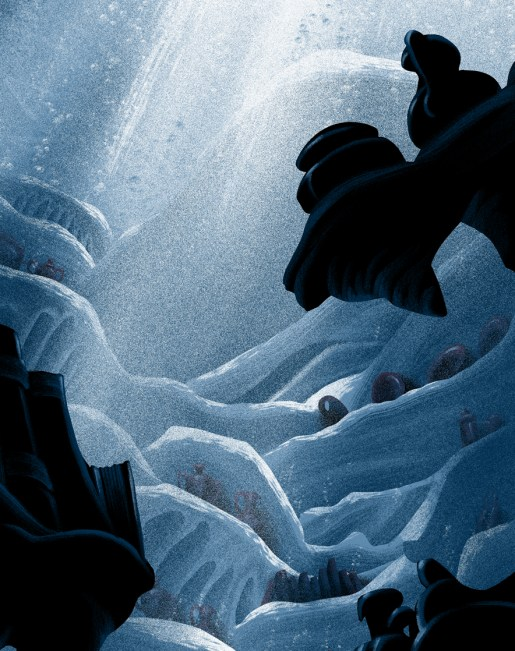 Mark Englert - Little Mermaid Detail 1