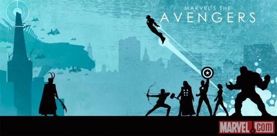 Marvel Cinematic Universe Avengers - Matthew Ferguson