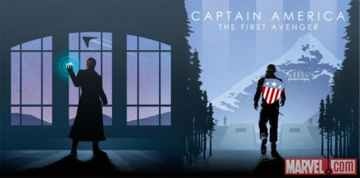 Marvel Cinematic Universe Captain America - Matthew Ferguson