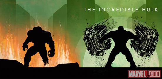 Marvel Cinematic Universe Incredible Hulk - Matthew Ferguson