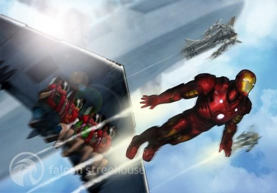 Marvel City 6