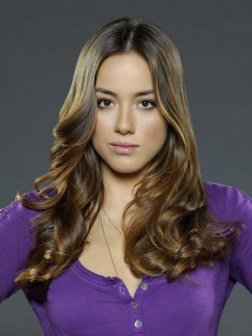 Marvel's Agents of SHIELD - Chloe Bennett as Skye 1