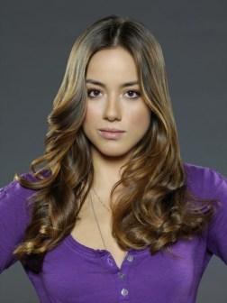 Marvel's Agents of SHIELD - Chloe Bennett as Skye 1