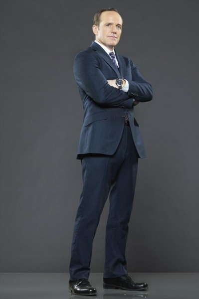 Marvel's Agents of SHIELD - Clark Gregg as Phil Coulson 2