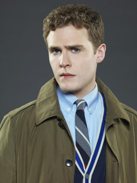 Marvel's Agents of SHIELD - Iain De Caestecker as Leo Fitz 1