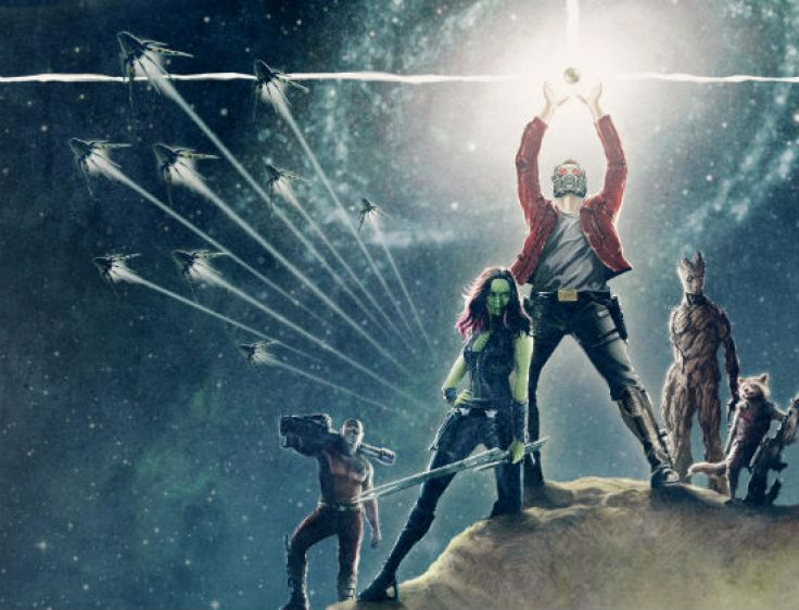 Matt Ferguson - Guardians of the Galaxy header