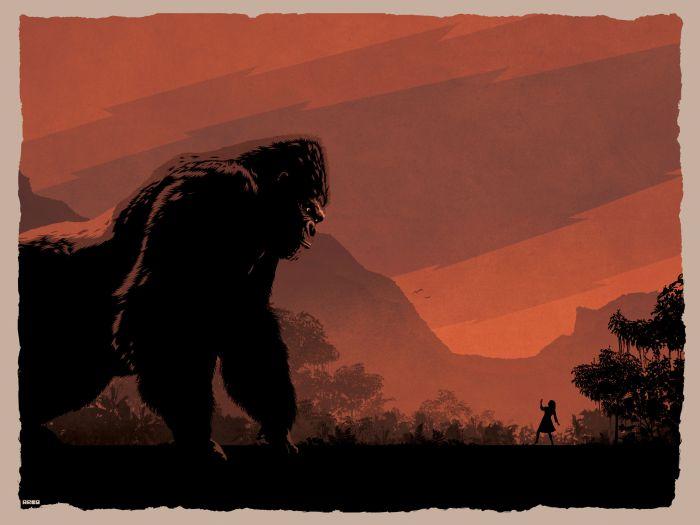 Matt Ferguson - King Kong