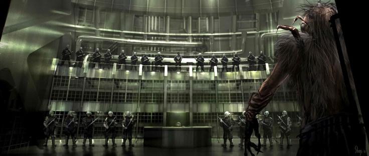Men in Black 3 - Boris LunarMAX prison break art