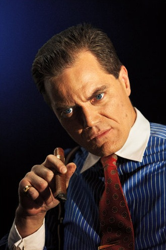 Michael Shannon as the Tycoon