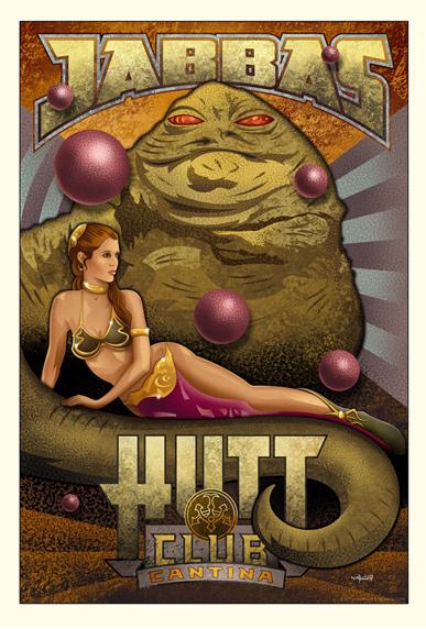 Mike Kungl Jabba Hutt