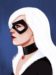 Mike Mitchell - Black Cat