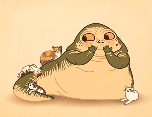 Mike Mitchell - Jabba