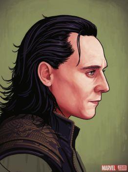Mike Mitchell - Loki
