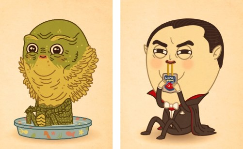 Mike Mitchell - Monsters