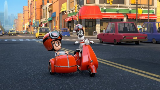 Mr Peabody and Sherman 2