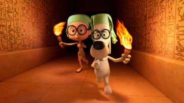 Mr Peabody and Sherman 4