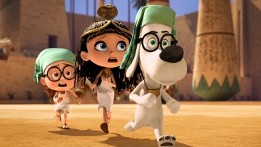 Mr Peabody and Sherman 5