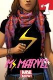 Ms Marvel Kamala Khan cover