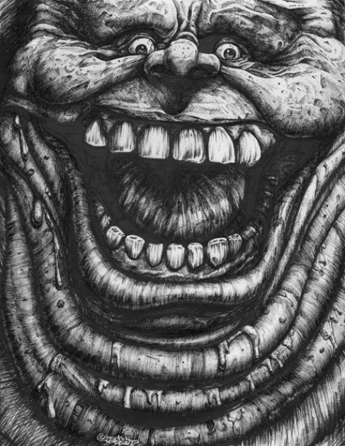 Nathan Chesshir - Ghostbusters