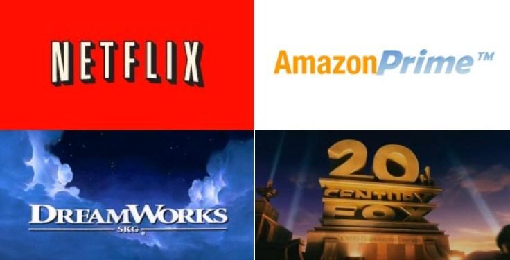 Netflix / DreamWorks vs. Amazon Prime / 20th Century Fox