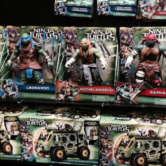 Ninja Turtles Package