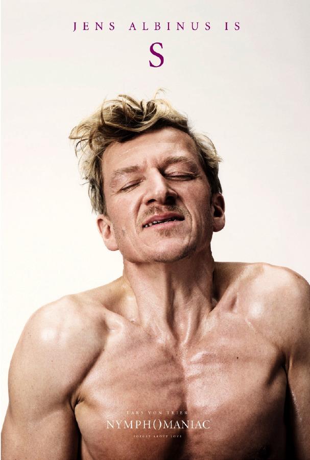 Nymphomaniac Poster - Jens Albinus
