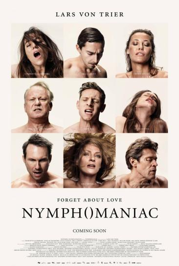 Nymphomaniac poster (2)
