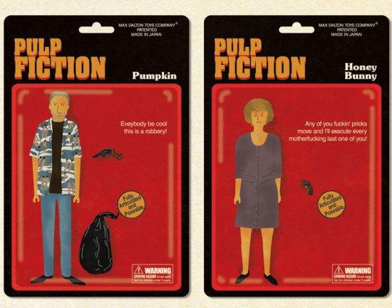 Max Dalton's Pulp Fiction Action Figures 2