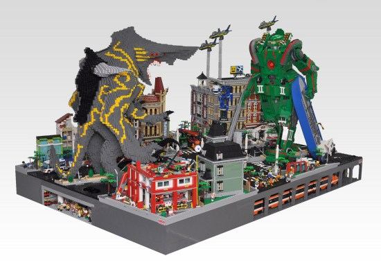 Pacific Rim Lego 1
